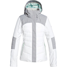 Roxy Dakota Jakke Damer, bright white